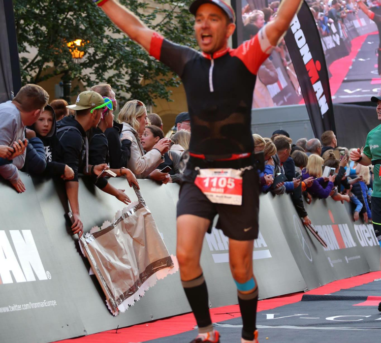 Matt Hart – Ironman!
